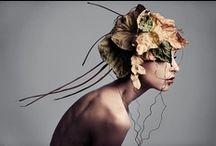 crowns/headdress/masks/hats