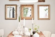 Great Spaces / Incredibly inspiring rooms and spaces - so fun to gather inspiration from these beautiful places! / by Christina's Adventures