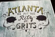 forever i love atlanta / by jill thrash