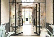 doors ∩ gates ∩ windows ∩ / Doors, gates and windows both interior and exterior