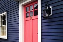 Exterior Paint Colors / by Christina Yeager
