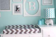 Bambino Nursery Ideas! / by Burlap and Bananas Blog