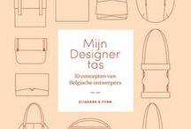 Mijn designertas // elisanna & Fynn / Maak je eigen designertas! 10 Belgische ontwerpers - 10 unieke raspatronen om zelf mee aan de slag te gaan.