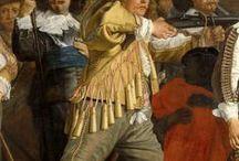 11.XVII - uzbrojenie zachodnioeuropejskie, obraz wojny / Uzbrojenie w typie zachodnioeuropejskim XVII wiek.