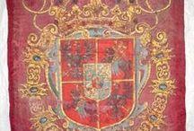 25.Chorągwie XVI - XVII wiek