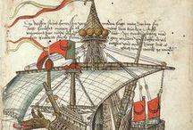 44.Manuskrypty - średniowieczne/ Druki XVI - XVII wiek