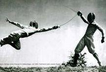 54.Szermierka / fencing