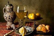 29.XVII - zastawa stołowa, naczynia kuchenne, gospodarskie, jedzenie / zastawa stołowa, naczynia - sprzęty kuchenne, gospodarskie,  jedzenie
