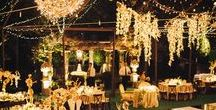 1920s Gatsby Party Decoration & Food / Stay in touch on Facebook! https://www.facebook.com/maskerix/