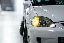 Honda Civic 6gen