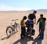 Crank & Cog - Cycle tour of Mongolia. / Cycle touring across Outer Mongolia in the summer of 2015