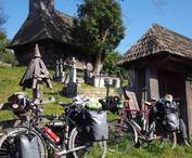 Crank & Cog - Cycle touring in Romania / One of the highlights of our trip, Romania has it all. Winding mountain roads, quaint villages and picturesque towns.