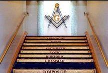 Masonic Staircases