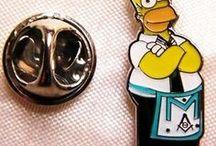 Masonic Pins
