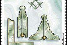Masonic Stamps