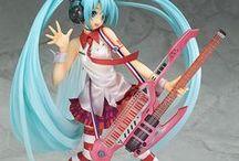 figurine / ici il y a des figurine de manga et d anime :)