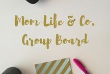 Mom Life & Co. Group Board / Support each other in our blog journeys! This board is only open to members of Mom Life & Co. Community. To join the community -->https://www.facebook.com/groups/1577296768972006/?ref=br_rs Then PM Mom Life & Co. on Pinterest. No Pinning limit. Please pin from the board. Verticle pretty pins only!