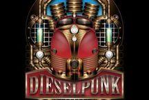 GENRE • Dieselpunk