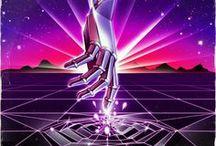 GENRE • Cyberpunk