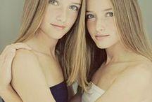 PEOPLE • Sisters