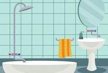 HOME • Bathroom