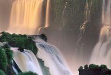 NATURE • Waterfall