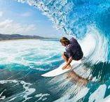 SPORT • Surfing
