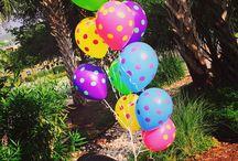 Polka Dots / Polka Dot  Balloons