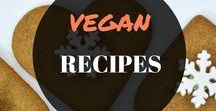 VEGAN RECIPES / Hello! Are you a beginner vegan? Or simply looking for CHEAP, healthy and easy vegan recipes? Vegan breakfast, lunch, dinner, dessert recipes, gluten free, lifestyle, snacks, raw, high protein, clean, plant based, sweet, baking, kids, party.