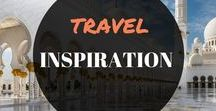 TRAVEL INSPIRATION / A board for all your travel inspiration. Wanderlust, photography, quotes, destinations, photos, motivation, ideas, bucket lists, map.