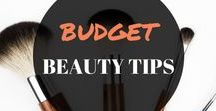 BUDGET BEAUTY TIPS / A women's board for budget beauty products, makeup reviews, skincare and tips. You will also find simple, natural, DIY beauty advice.