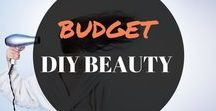 BUDGET DIY BEAUTY / This board contains all your budget women's DIY beauty ideas, recipes and tips. Natural beauty products, infographics, makeup, rooms, things, salon .