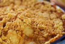 Recipes To Try / Food | Recipes | Baking Ideas | Autumn