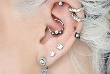 piercing/jewellery