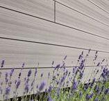 Revêtements de façade / Bardage-sous-toiture. La finition idéale pour l'isolation de votre façade en PVC et en Twinson. Plus d'informations sont disponibles sur deceuninck.be