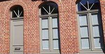 Projets de rénovation / Une cure de jouvence pour votre revêtements de façade? Des fenêtres & des portes dans une nouvelle couleur? Nous pouvons vous aider. Plus d'informations peuvent être trouvées sur deceuninck.be