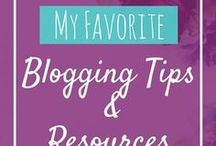 Blogging tips \ Entrepreneur / Blog tips and blogging ideas both for beginners and pros. These pins include information on starting a blog, blogging 101, blog topics, and how to run your blog as a real business.