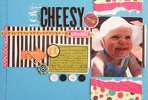 My scrapbook Pages / by Meredith @ Perfection Pending