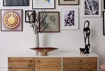 Modernist / Modern doesn't have to mean stark and cold. Find inspiration for your modern home here.