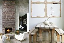 Naturalist / Bring the outside in with nature inspired decor.
