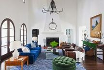 Globalist Mix  / Decorating without borders. Weaving together style influences from around the world.