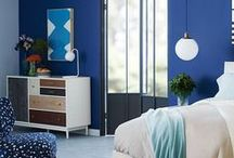 Blue+White / by west elm