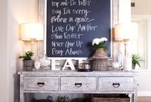 Decorating Ideas / by Denise Carter