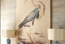 Coastal Country / My love of coastal cottage decor with a touch of country.