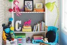 kid´s room / by Claudia Torres Biscaia