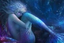 Save the Mermaids / by Diane Freyer