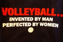 Volley The Ball / by Abigail Olds