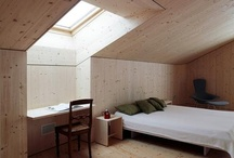 Attic Conversions / by John Lancaster / Architect