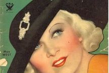 Late Great Mae West / by Diane Freyer