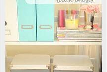 Organization / by Michelle Steele
